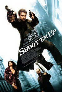 Shoot Em Up Poster