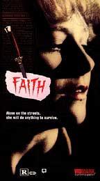 Faith DVD Cover