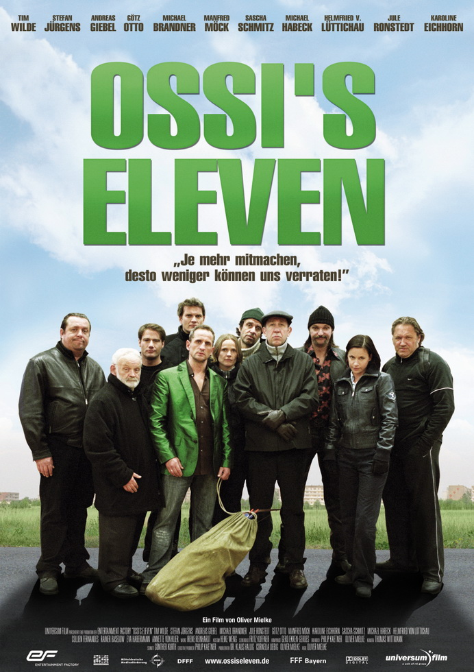 Ossis Eleven Plakat