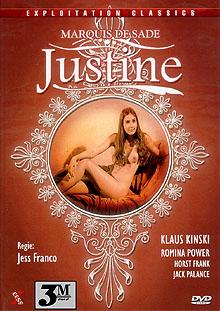Justine DVD