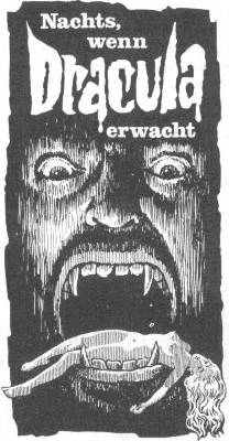 Nachts wenn Dracula erwacht