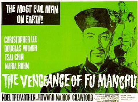 Vengeance of Fu Man Chu