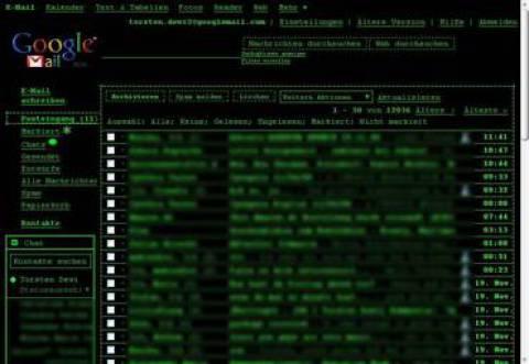 gmail-terminal