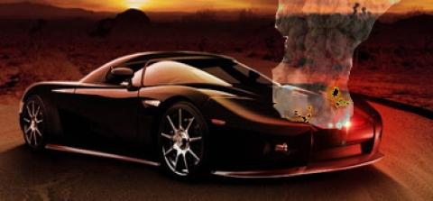 Knight Rider 2008 abgesetzt - Diagnose: Motorbrand und Hirnschaden