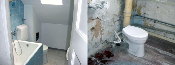 Sind Alle Renovierungsarbeiten Erledigt, Muss Ich Noch Teppich Für Das  Schlafzimmer, Und PVC Für Die Küche Besorgen. Und Die Einbauküche.