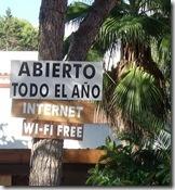 Hier gibt's schon lange kein Internet mehr