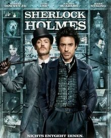 SherlockHolmesPoster
