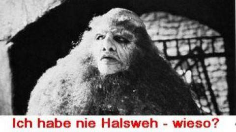 halsweh