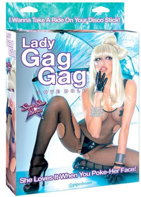 Lady Gag Gag