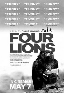 Four-Lions-Poster