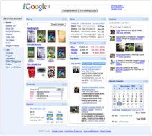 igoogle-sandbox