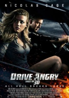 Drive Angry movie Poster