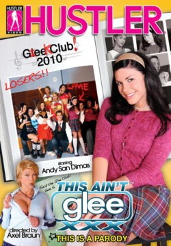 This ain't GLEE xxx cover.large