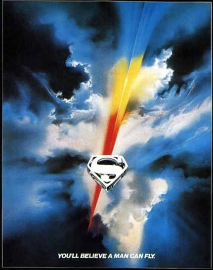 Superman Teaser Poster