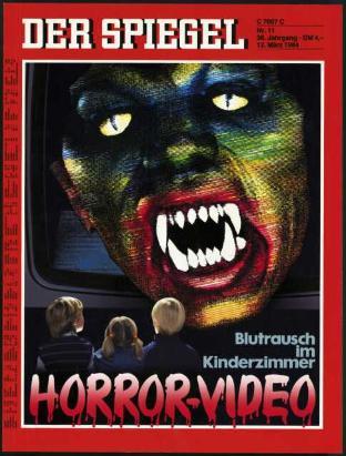 Xxx-Horrorvideo