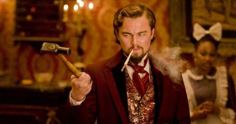 Evil DiCaprio is evil!