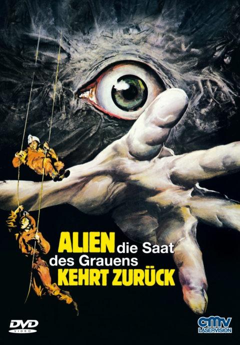 Alien - Saat des Grauens - Cover B