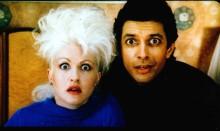 """Guck doof Platz 1: Doppelgewinner Jeff Goldblum und Cyndi Lauper in """"Vibes"""""""
