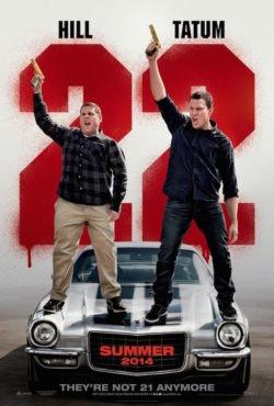 22 JP Poster