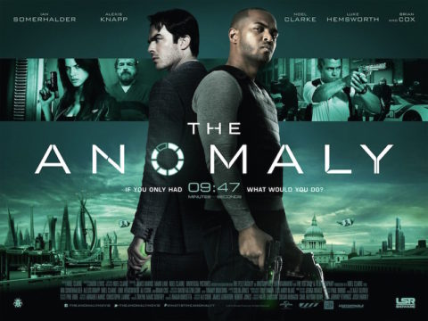Anomaly poster