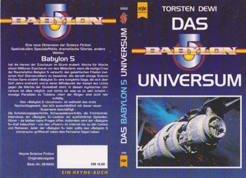 Babylon 5 Cover Heyne