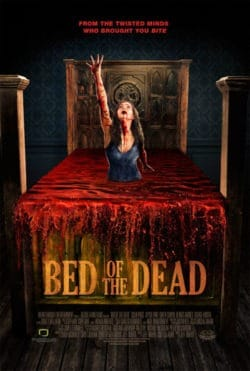 bed of the dead-poster