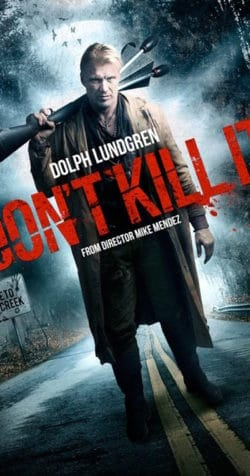 dont kill it poster